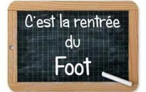 Foot animation Reprise Mercredi 5 septembre